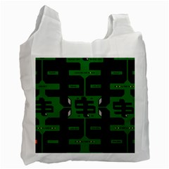 Show Me The Money Recycle Bag (two Side)
