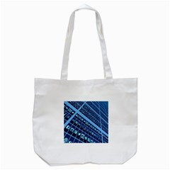 Mobile Phone Smartphone App Tote Bag (White)