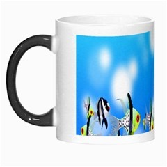 Pisces Underwater World Fairy Tale Morph Mugs