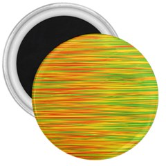 Green and oragne 3  Magnets