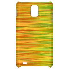 Green and oragne Samsung Infuse 4G Hardshell Case