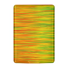 Green and oragne Kindle 4