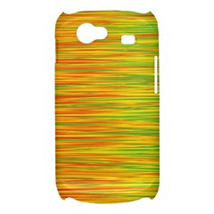 Green and oragne Samsung Galaxy Nexus S i9020 Hardshell Case
