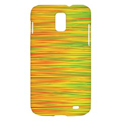 Green and oragne Samsung Galaxy S II Skyrocket Hardshell Case