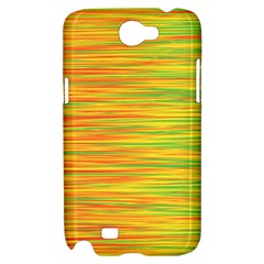Green and oragne Samsung Galaxy Note 2 Hardshell Case