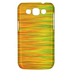 Green and oragne Samsung Galaxy Win I8550 Hardshell Case