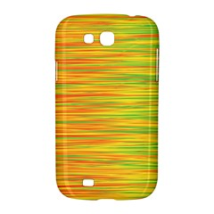 Green and oragne Samsung Galaxy Grand GT-I9128 Hardshell Case
