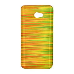 Green and oragne HTC Butterfly S/HTC 9060 Hardshell Case