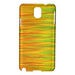 Green and oragne Samsung Galaxy Note 3 N9005 Hardshell Case