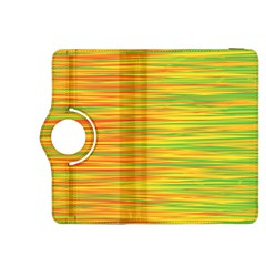 Green and oragne Kindle Fire HDX 8.9  Flip 360 Case
