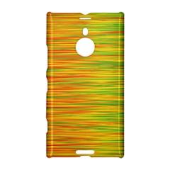 Green and oragne Nokia Lumia 1520