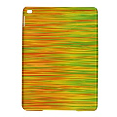 Green and oragne iPad Air 2 Hardshell Cases