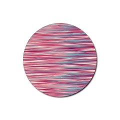 Gentle design Rubber Coaster (Round)