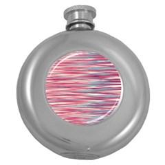 Gentle design Round Hip Flask (5 oz)