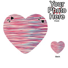 Gentle design Playing Cards 54 (Heart)