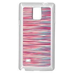 Gentle design Samsung Galaxy Note 4 Case (White)