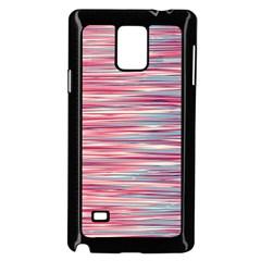 Gentle design Samsung Galaxy Note 4 Case (Black)