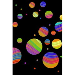 Colorful galaxy 5.5  x 8.5  Notebooks