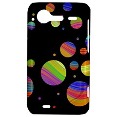 Colorful galaxy HTC Incredible S Hardshell Case