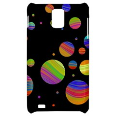 Colorful galaxy Samsung Infuse 4G Hardshell Case