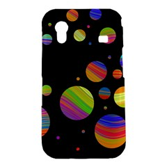Colorful galaxy Samsung Galaxy Ace S5830 Hardshell Case
