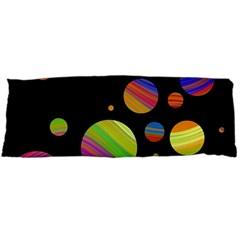 Colorful galaxy Body Pillow Case Dakimakura (Two Sides)