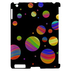 Colorful galaxy Apple iPad 2 Hardshell Case (Compatible with Smart Cover)