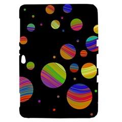 Colorful galaxy Samsung Galaxy Tab 8.9  P7300 Hardshell Case