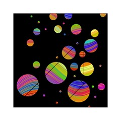 Colorful galaxy Acrylic Tangram Puzzle (6  x 6 )
