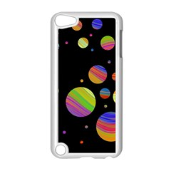 Colorful galaxy Apple iPod Touch 5 Case (White)