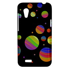 Colorful galaxy HTC Desire VT (T328T) Hardshell Case