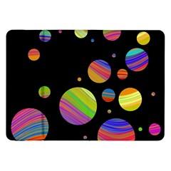 Colorful galaxy Samsung Galaxy Tab 8.9  P7300 Flip Case
