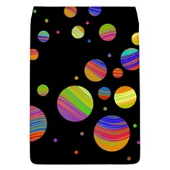 Colorful galaxy Flap Covers (S)