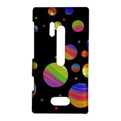 Colorful galaxy Nokia Lumia 928