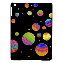 Colorful galaxy iPad Air Hardshell Cases