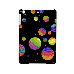 Colorful galaxy iPad Mini 2 Hardshell Cases