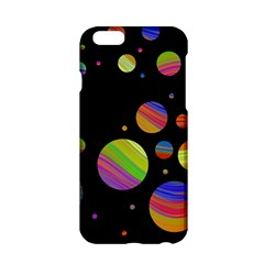 Colorful galaxy Apple iPhone 6/6S Hardshell Case