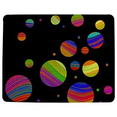 Colorful Galaxy Jigsaw Puzzle Photo Stand (rectangular)