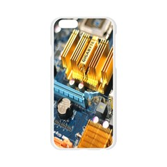 Technology Computer Chips Gigabyte Apple Seamless iPhone 6/6S Case (Transparent)