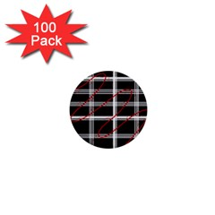 Not so simple  1  Mini Buttons (100 pack)