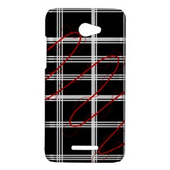 Not so simple  HTC Butterfly X920E Hardshell Case