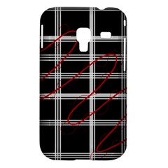 Not so simple  Samsung Galaxy Ace Plus S7500 Hardshell Case
