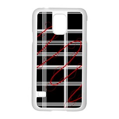 Not so simple  Samsung Galaxy S5 Case (White)