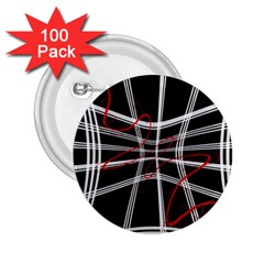 Not so simple 2 2.25  Buttons (100 pack)
