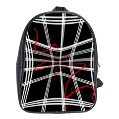 Not so simple 2 School Bags(Large)