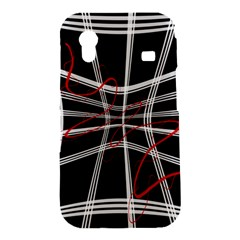 Not so simple 2 Samsung Galaxy Ace S5830 Hardshell Case
