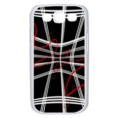 Not so simple 2 Samsung Galaxy S III Case (White)