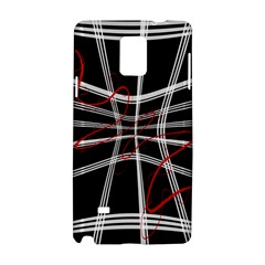 Not so simple 2 Samsung Galaxy Note 4 Hardshell Case