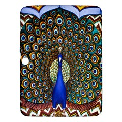 The Peacock Pattern Samsung Galaxy Tab 3 (10.1 ) P5200 Hardshell Case