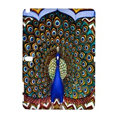 The Peacock Pattern Samsung Galaxy Note 10.1 (P600) Hardshell Case